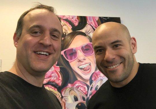Augie Rakow and Max Cantor of Atrium
